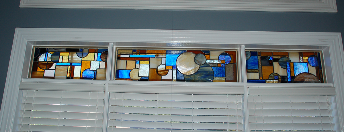 Study Transom for Gattis by Julie Gill