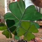 Four Leaf Clover Pattern